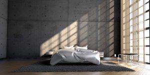 5 עדכונים פשוטים כדי להפוך את חדר השינה שלך לממתק פרטי מפואר